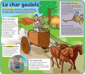 Le char gaulois - Le Petit Quotidien, le seul site d'information quotidienne pour les 6 - 10 ans !