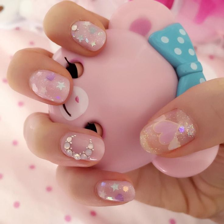 sailor moon nail - Buscar con Google