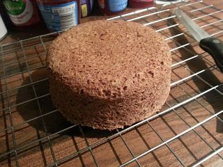 Jaq's Slimming World Journey: How To Make.......Toffee Scan Bran Cake