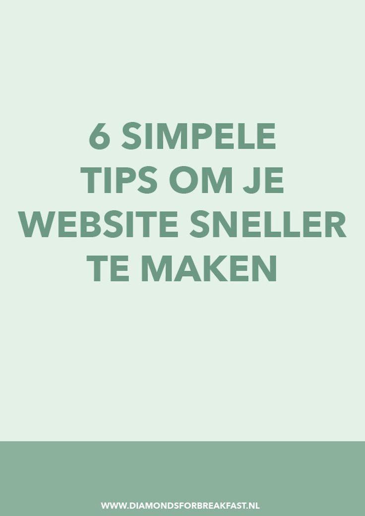 Een snelle website is niet alleen fijn voor je bezoekers, het is ook beter voor je SEO. Verminder daarom de laadtijd van je blog en gebruik deze simpele tips om je website sneller te maken →