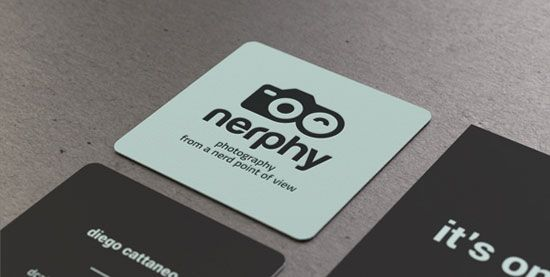 The Most Creative Photographer Business Cards iBrandStudio