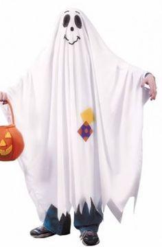 disfraz fantasma halloween