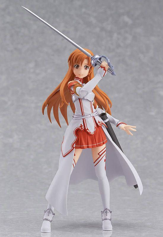 Asuna Sword Art Online Action Figure. This beautiful yet powerful girl is ready to kill some monsters. She's sweet as candy yet strong as an iron. You can change her pose because she has joint in her body. She'll also come with accessories so you can really make her looks  life. You can have her by buying her on https://www.etsy.com/shop/SEBOID ^^