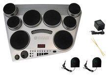 Yamaha - DD-65 8-Piece Portable Digital Drum Set - Gray