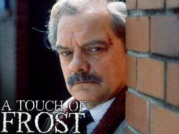 A Touch of Frost: Available on Netflix, great central character, show does not punish