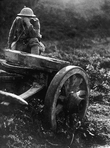 Psychological warfare, World War I.