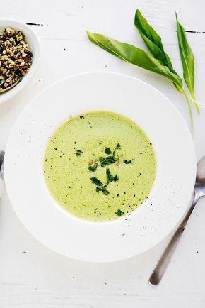 Erbsensuppe, Erbsen, Barlach, Suppe, vegan Rezept,