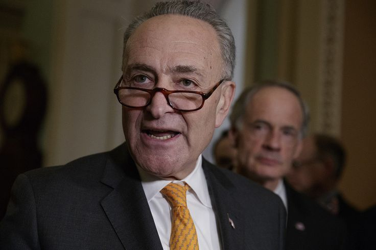 Senate Minority Leader Chuck Schumer is leading a filibuster against Judge Neil Gorsuch's nomination to the Supreme Court arguing that recent high court nominees have all reached a 60-vote threshold, so Gorsuch should too. At a 2013 press conference, however, Schumer was singing a different tune – saying that Democrats prefer up-or-down votes no matter who's in power. We much prefer the risk of up-or-down votes in majority rule, then the risk of continued total obstruction, he said. T...