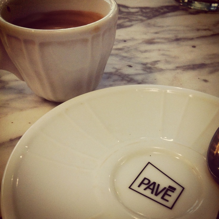 Let's stop for a cup of coffee - Pavé - Milan