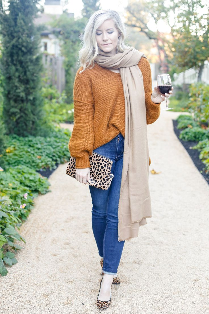 Afternoon Espresso Thanksgiving Fashion Ideas Camel and Leopard