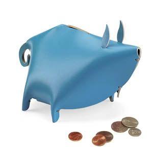 5 cool modern piggy banks