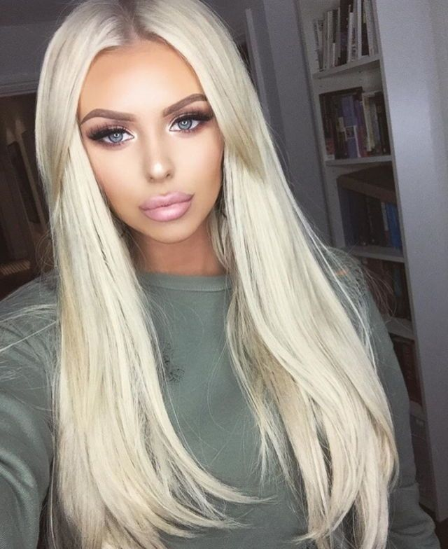 12127 Besten Looks Li  Bilder Auf Pinterest  Blondinen -3076