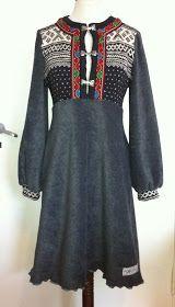 Kjoler og Sånt: Gamle gensere blir som ny