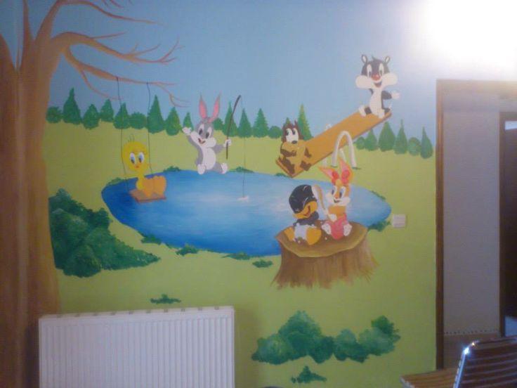 Looney Toons Wall Art