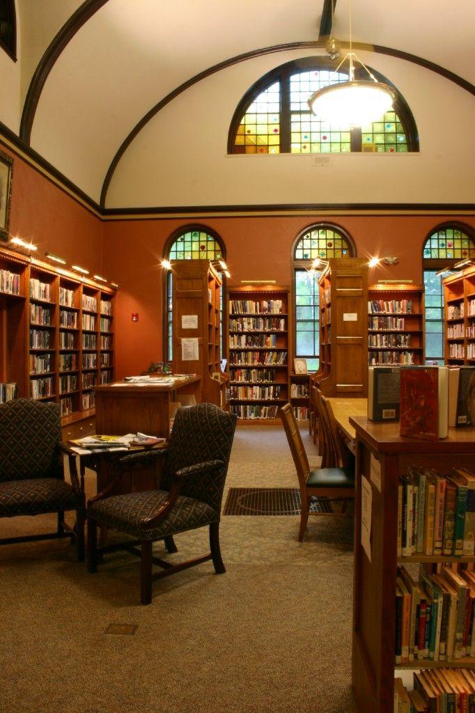 Holyoke Public Library History Room