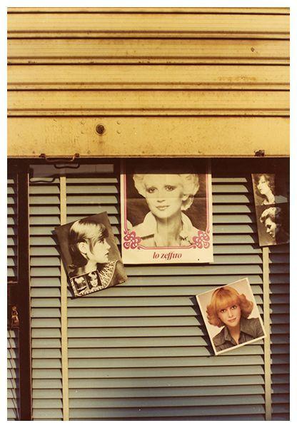 Luigi Ghirri - Modena, 1973 - Kodachrome