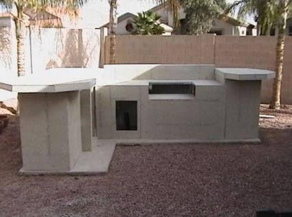 29+ Ideen Diy Outdoor Küche Beton