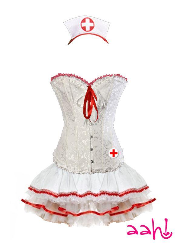 nurse cosplay costume