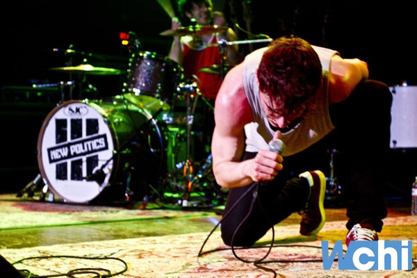New Politics At House of Blues in Chicago, March 17, 2011 by WCHI News