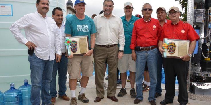 Agua purificada para todos, gracias al Gobierno del Cambio - Alcaldes en…
