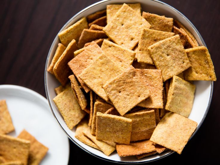 BraveTart: Homemade Wheat Thins Are Freakishly Close to the Real Thing