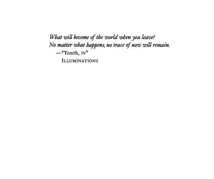 279 Best Rimbaud Images On Pinterest