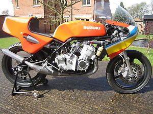 Vintage Classic Motorcycle | Suzuki TR750 Harris Classic super bike vintage motorcycle racing racer ...