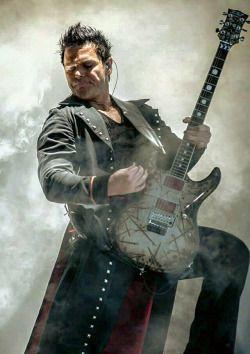 Rammstein- Richard Kruspe