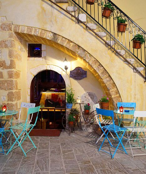 Odos Oneiron Suites in Chania Town