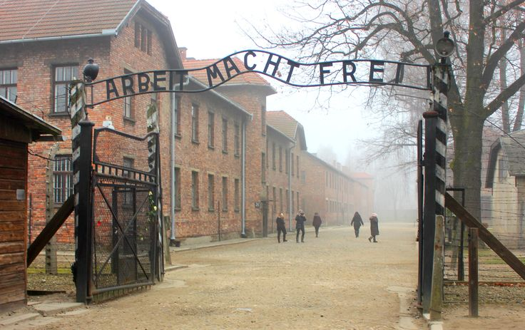 Auschwitz Concentration Camp, Poland. www.travellinghistory.com