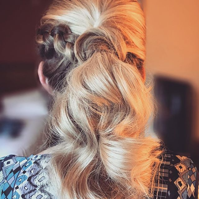 of bridal hair style best 25 voluminous ponytail ideas on ponytail 3562