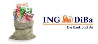 Der Ratenkredit der ING-DiBa