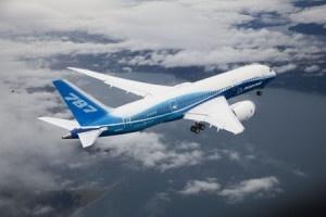 Photo 1.  Civil Aviation Industry Report: Boeing 787 Dreamliner Receives Grand European Innovation Award..!