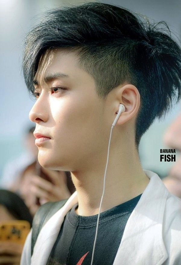 25+ best ideas about Korean Men Hairstyle on Pinterest ...