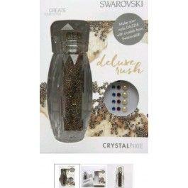 Swarovski Pixie de Onglemod sont de petits cristaux à saupoudrer sur votre gel ou vernis. Créez des effets Nail Art époustouflants.