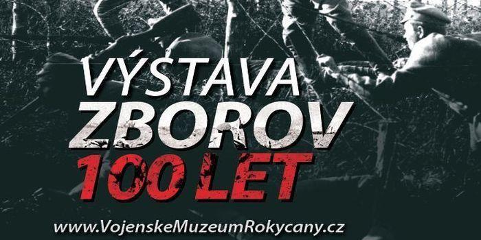 100. výročí bitvy u Zborova ve vojenském muzeu