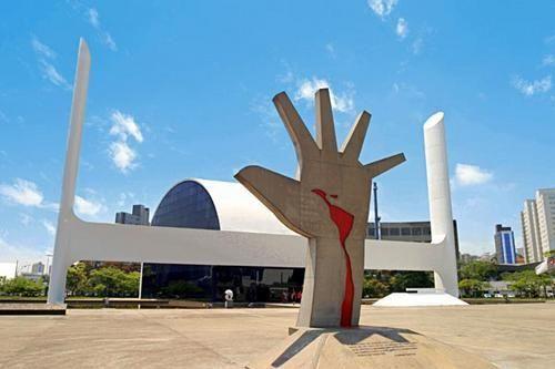 Memorial da América Latina - São Paulo