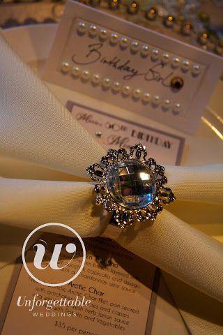Unforgettable Weddings Sudbury Ontario Wedding Decor, Party Decor, Special Event Decor #weddingdecor #wedding #decor #vintage
