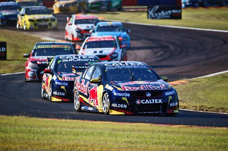 Red Bull One/Two in Darwin