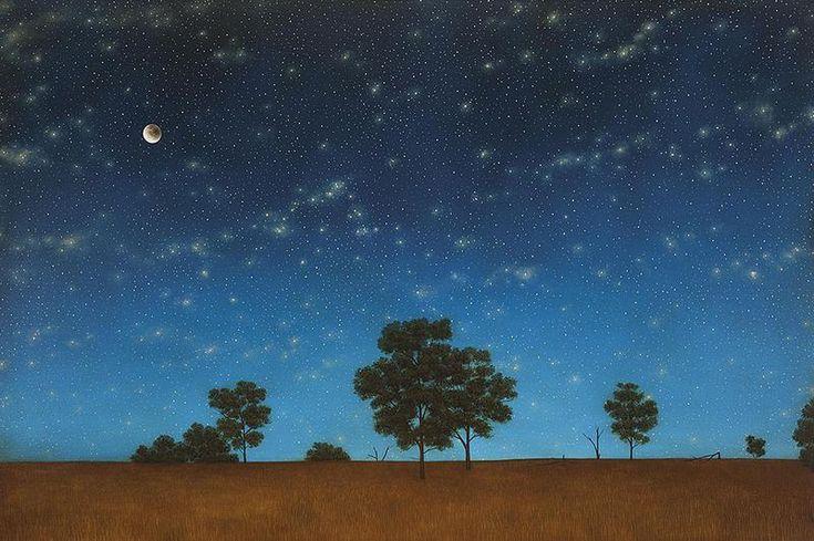 Jason Benjamin ~ What's Left (Western Plains NSW), 2006