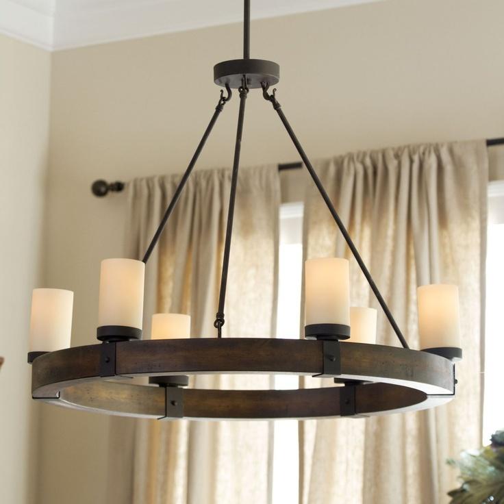 Arturo 6 light Chandelier | Ballard Designs