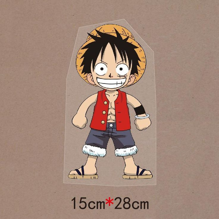 One Piece Luffy T Shirt Personalized Custom Iron on Transfer Decal iron transfer paper (iron on transfer not digital download)