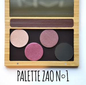 PALETTE ZAO POUR UN SMOKY EYE DE RÊVE ! ☆ RDV SUR > www.glossupparis.fr #glossupparis #glossup #makeup #hair #beauty #fashion