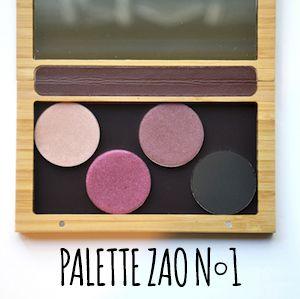 PALETTE ZAO POUR UN SMOKY EYE DE RÊVE ! ☆ RDV SUR > www.glossupparis.fr #glossupparis #glossup #makeup #hair #beauty #fashion