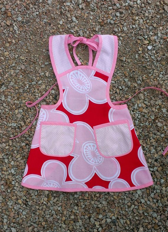Check out this item in my Etsy shop https://www.etsy.com/au/listing/266774363/mother-daughter-aprons-girls-apron