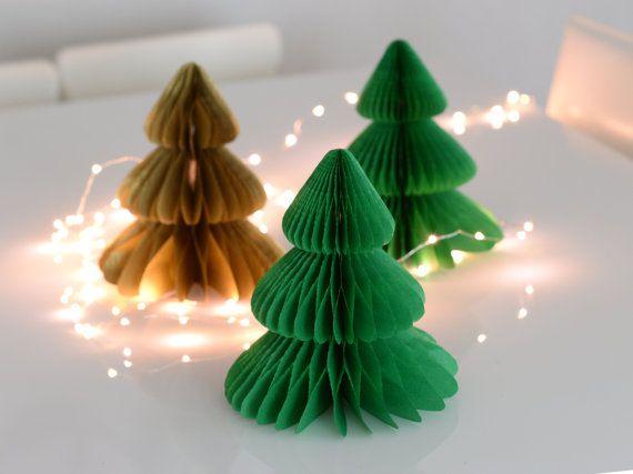 Decoration Papier Crepon Noel : Idées sur le thème décorations en papier crépon