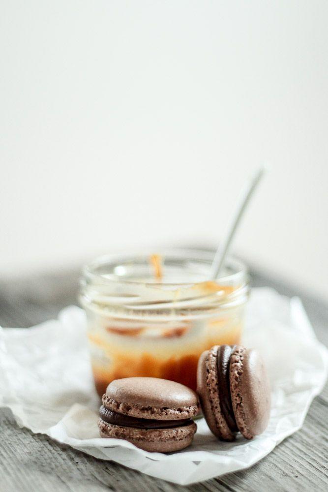 Macarons 〖Kaffee Karamell〗