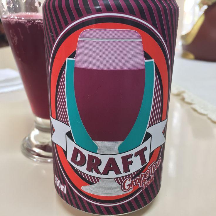 Chopp de vinho Draft, 2017. #chopp #vinho #choppdevinho