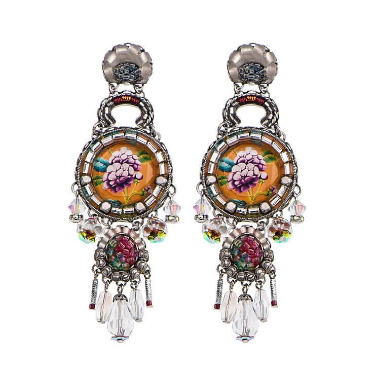 Morning Blossom Guadalupe Earrings | Ayala Bar Classic Collection - Summer 2016