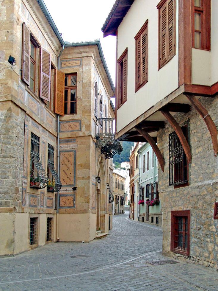 Παλιά Πόλη , Ξάνθη Πηγή: http://www.cityofxanthi.gr/